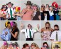 Kick up your party moments with our inventive party photo booth props!